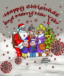 Auguri di Natale di Davide Charlie Ceccon