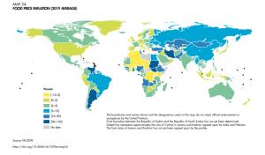 Il contesto alimentare mondiale degli ultimi 20 anni di Nicola Chiaranda